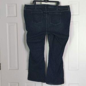 torrid Jeans - Torrid relaxed boot cut jeans plus size 26r